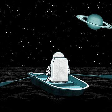 A Space Odyssey  by theodorezirinis