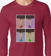 Vibrant Shoes T-Shirt