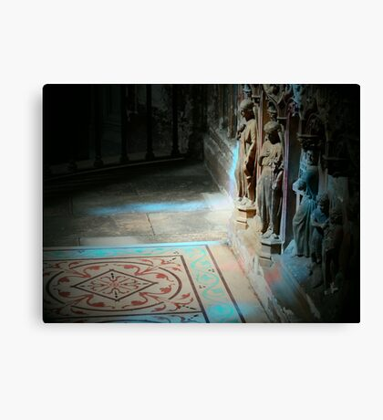 Divine Light #21 Canvas Print