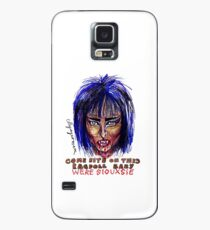 Were Siouxsie Case/Skin for Samsung Galaxy