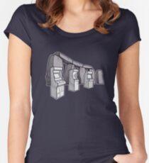 Arcade Henge Women's Fitted Scoop T-Shirt