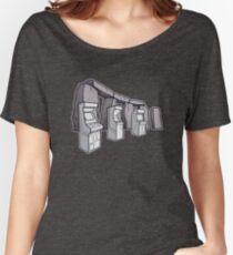 Arcade Henge Women's Relaxed Fit T-Shirt