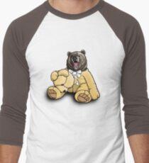 Soft Inside Men's Baseball ¾ T-Shirt