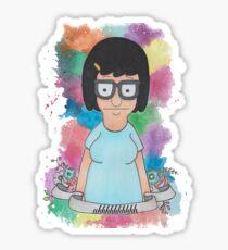 Tina belcher  Sticker