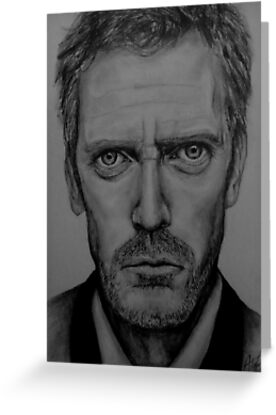 Hugh Laurie by Andrew Taylor