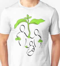 Oxfam-Grow Unisex T-Shirt