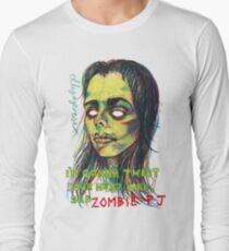 Zombie P J Long Sleeve T-Shirt
