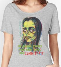Zombie P J Women's Relaxed Fit T-Shirt