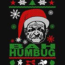 Revised! Bah Humbug Santa by EthosWear