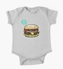Epic Burger! One Piece - Short Sleeve