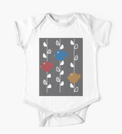 Birds of a Leave Kids Clothes