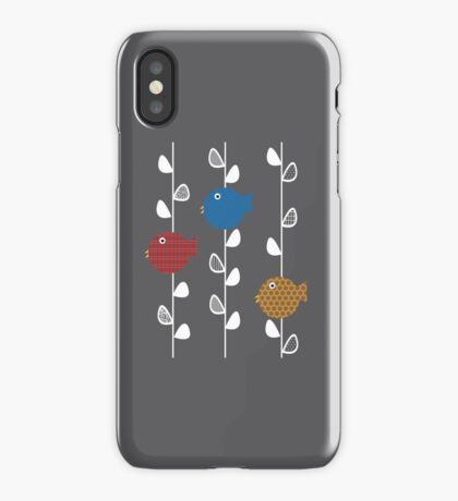 Birds of a Leave iPhone Case/Skin