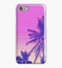Neon Palm iPhone Case/Skin
