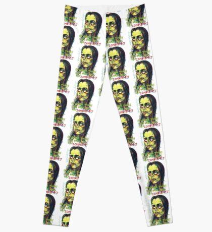 Zombie P J Leggings