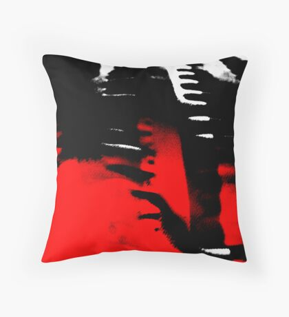 Lo-fi #3 Throw Pillow
