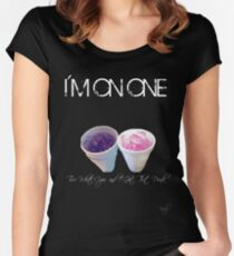 I'm On One Women's Fitted Scoop T-Shirt