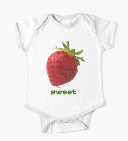 strawberry tee Kids Clothes
