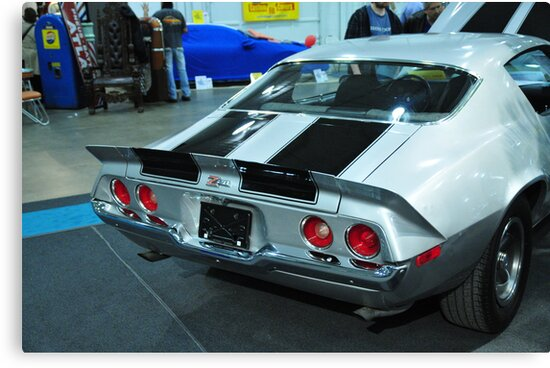 1970 Z28 the ZAPPER by deville
