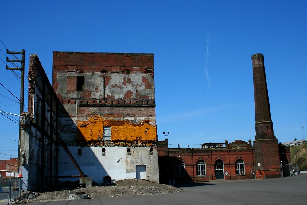 Seattle Brewing & Malting by Honario