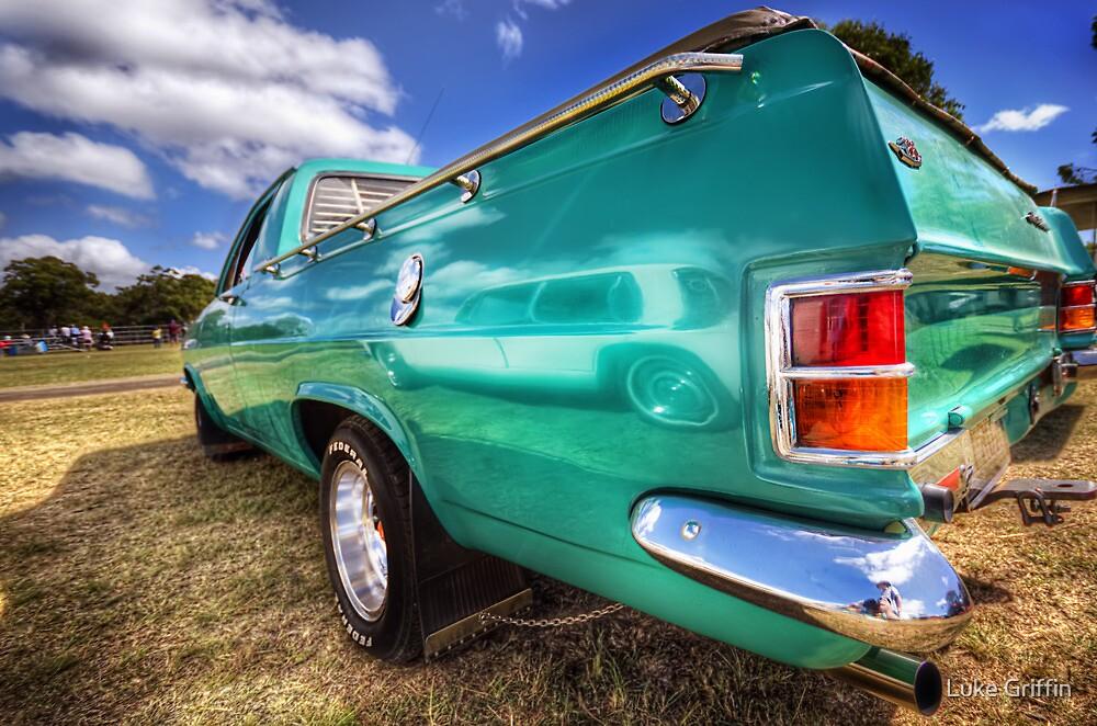 67 HR Holden Ute by Luke Griffin