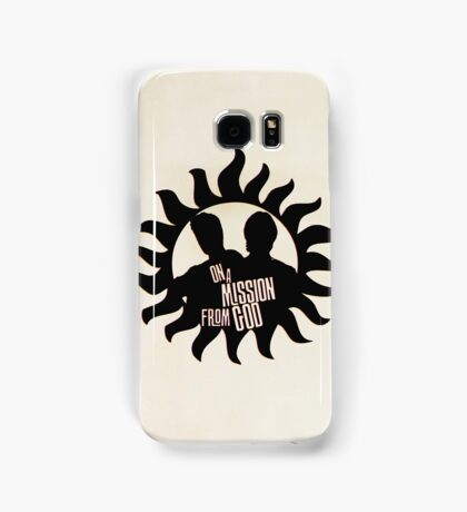 Winchester Brothers Samsung Galaxy Case/Skin