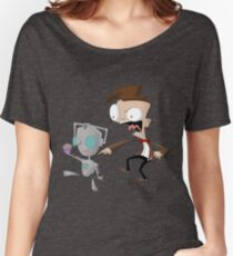 CyberGIR & Doctor Dib Women's Relaxed Fit T-Shirt