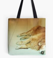 Tired like me Tote Bag