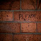 Please by Andrew Wilson