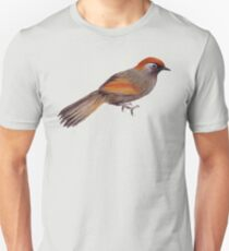 bird brown Unisex T-Shirt