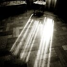 - c Curtain light by ragman
