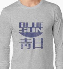 Blue Sun Vintage Style Shirt (Firefly/Serenity) Long Sleeve T-Shirt