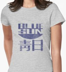 Blue Sun Vintage Style Shirt (Firefly/Serenity) Women's Fitted T-Shirt