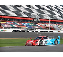Juan Pablo Montoya at Daytona Photographic Print