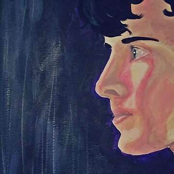 Benedict Cumberbatch by iamme2234