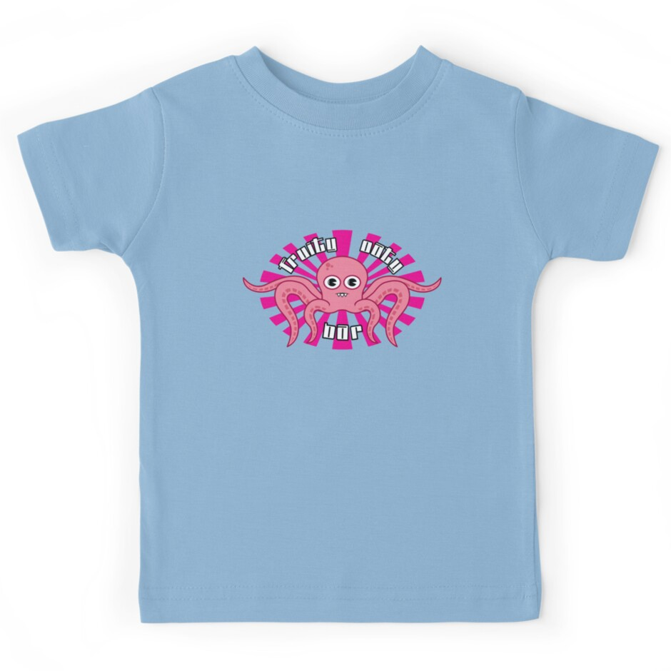 Fruity oaty bar quot octopus quot shirt firefly serenity quot kids tees by
