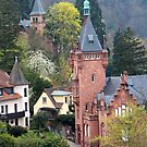 Idyllic Heidelberg by karina5
