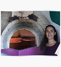 Pizza Italiana Poster