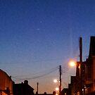 Sunset Street by Hucksty