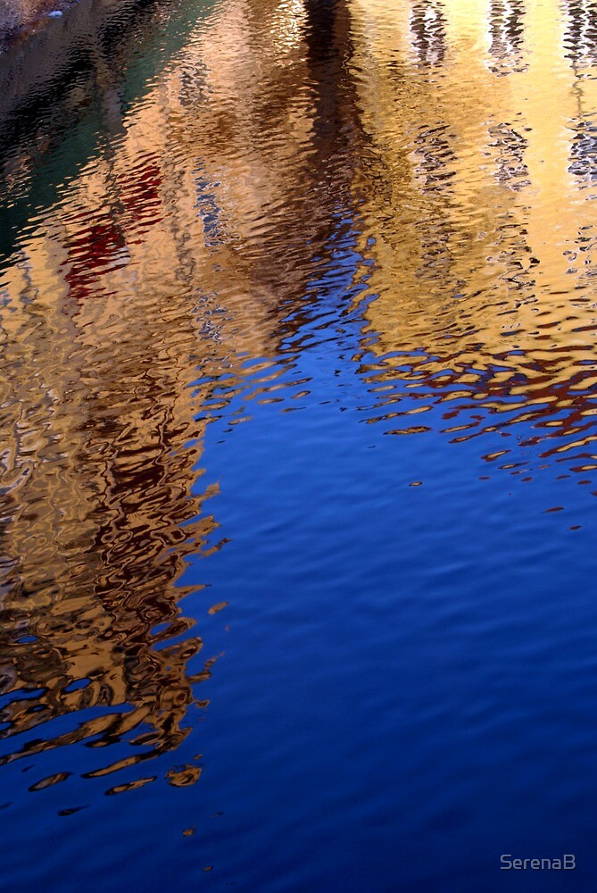 Reflections of Prague by SerenaB