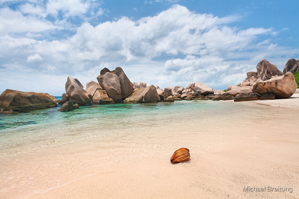 Anse Marron by Michael Breitung