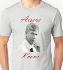 Arsene Knows Unisex T-Shirt