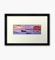 The Skillion, Terrigal, New South Wales, Australia Framed Print