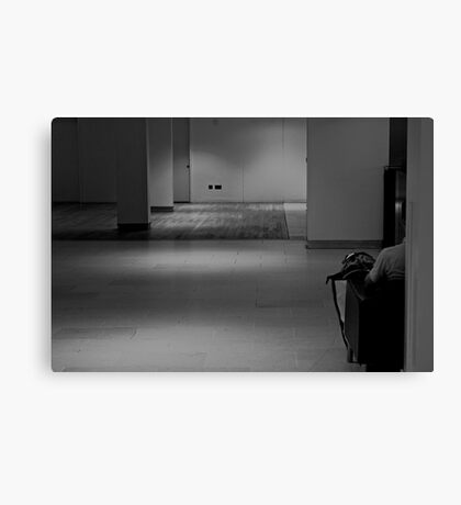 completely anonymous  Canvas Print