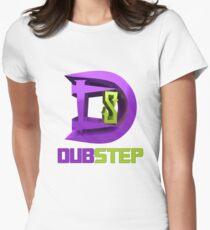 Dubstep Women's Fitted T-Shirt