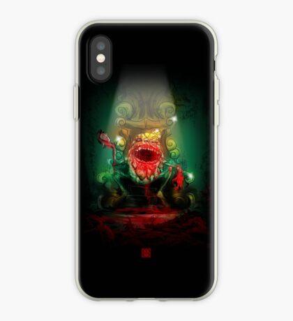 Dumpty of the Dead – King Dumpty iPhone Case