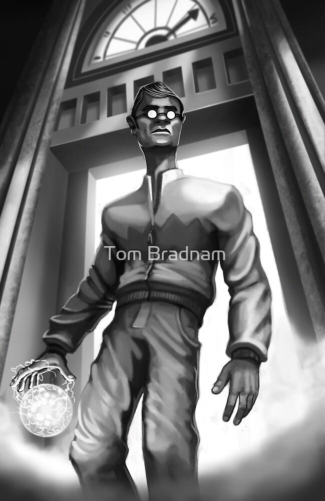 Trouble by Tom Bradnam