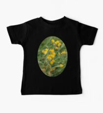 Yellow Flowers. Kids Clothes