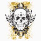 Skull by cloz000