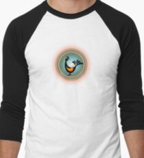 magic bird Men's Baseball ¾ T-Shirt