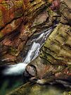 The Water Chute (alternate) April 2012 by Aaron Campbell